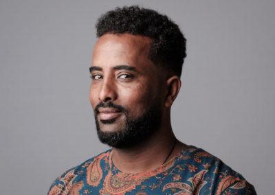 Michael Mesfin - comédien