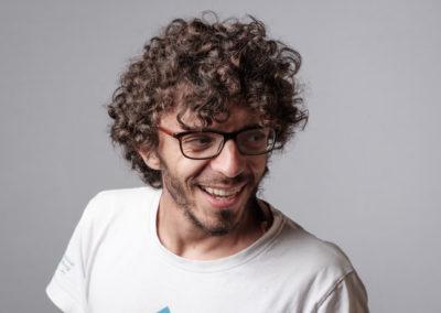Xavier Richard - comédien et membre du comité
