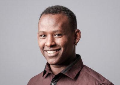 Tesfay Yemane - comédien