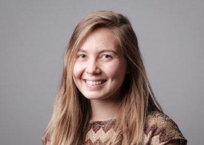 Samantha Miller - bénévole et membre du comité